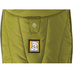 Ruffwear Powder Hound Chaqueta, forest green
